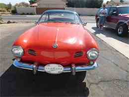 Picture of Classic '56 Karmann Ghia - $33,000.00 Offered by Classic Car Pal - LVBF