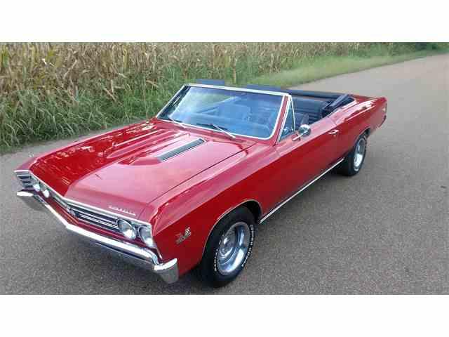 1967 Chevrolet Malibu | 1023632