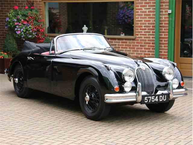 1960 Jaguar XK150 | 1023635