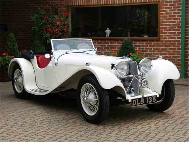 1936 Jaguar SS100 | 1023638