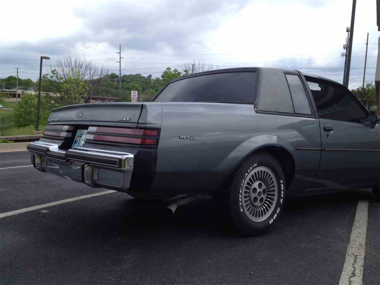 Large Picture of '85 T-Type - LVBG