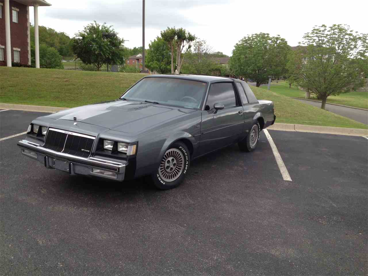 1985 Buick T-Type for Sale - CC-1020364