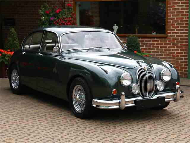 1961 Jaguar Mark II | 1023642