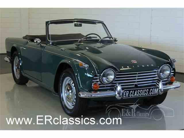 1968 Triumph TR4 | 1023660