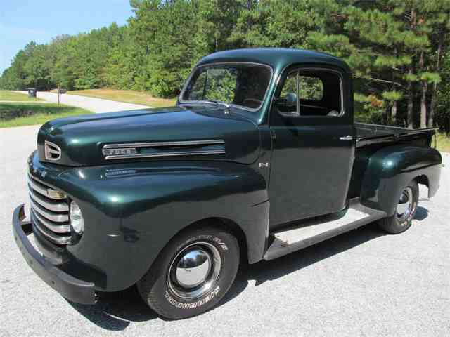 1948 Ford F1 | 1023662