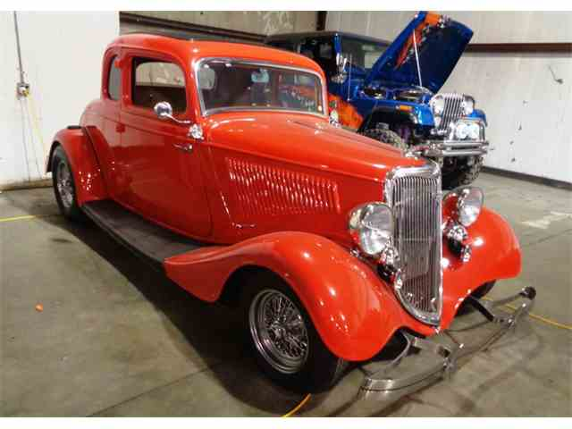 1934 Ford Street Rod | 1023663