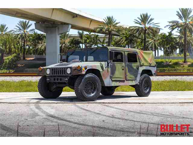 1992 Hummer H1 | 1023664