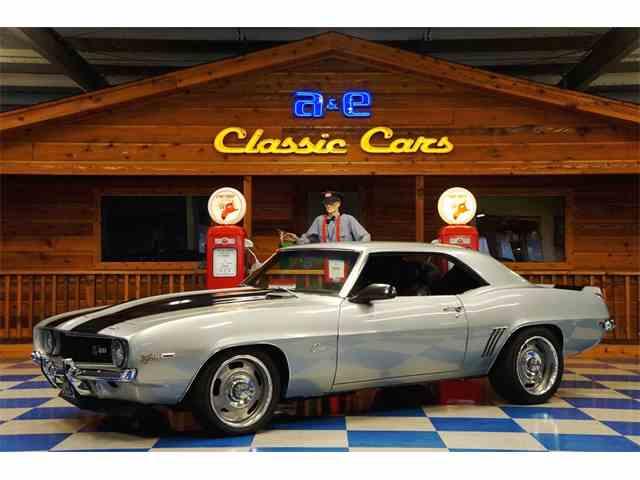 1969 Chevrolet Camaro | 1023665