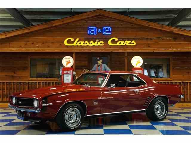 1969 Chevrolet Camaro | 1023667