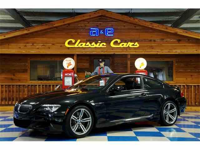 2010 BMW M6 | 1023669