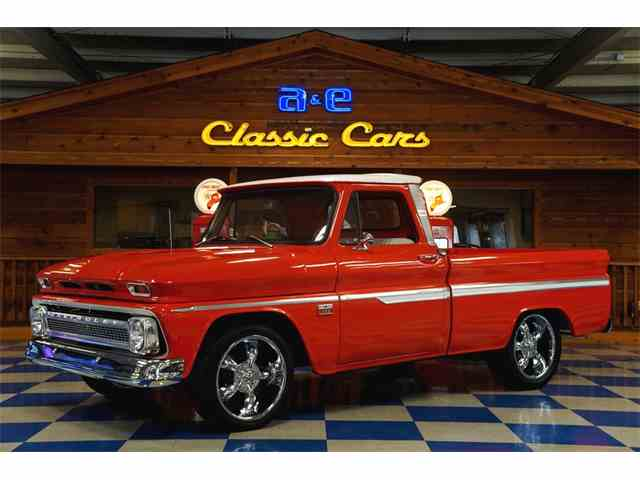 1966 Chevrolet C/K 10 | 1023670