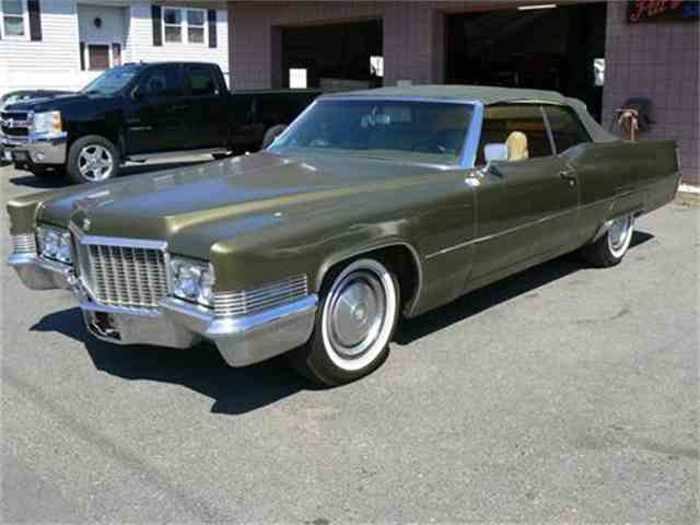 1970 Cadillac DeVille | 1023674