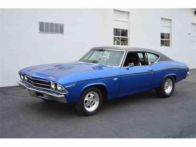 1969 Chevrolet Chevelle | 1023682