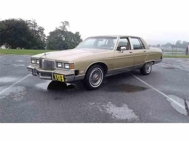 1981 Pontiac Bonneville | 1023687