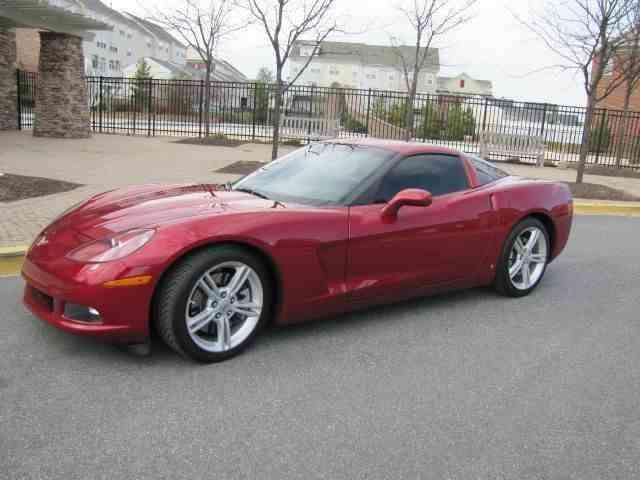 2008 Chevrolet Corvette | 1023691