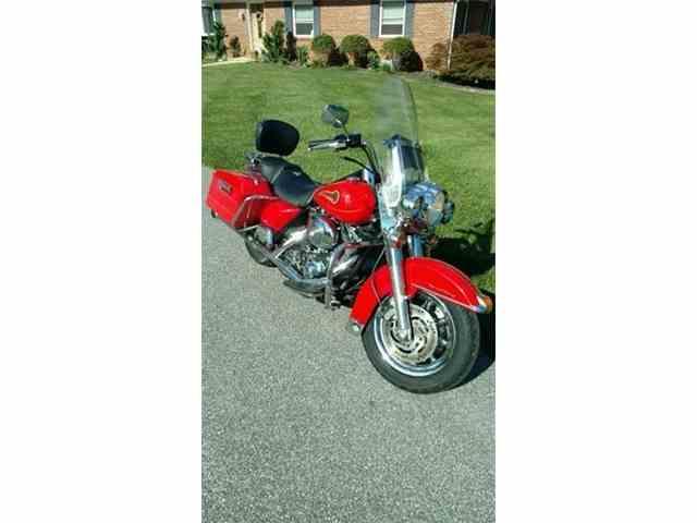 2002 Harley-Davidson Motorcycle | 1023709