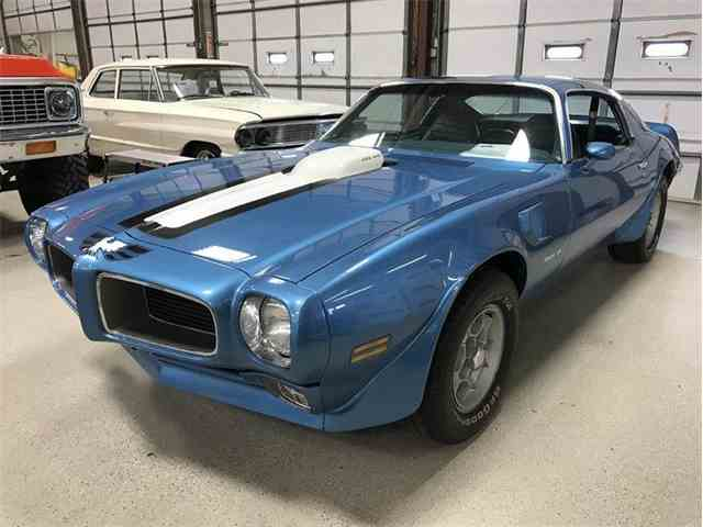 1971 Pontiac Firebird Trans Am | 1023726