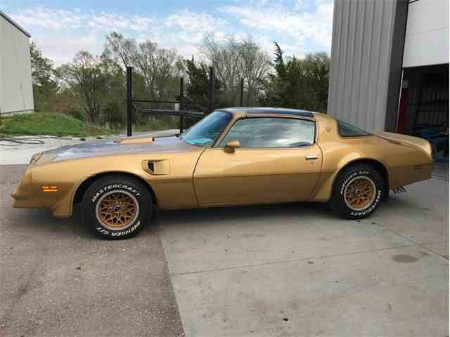 1978 Pontiac Firebird Trans Am | 1023737