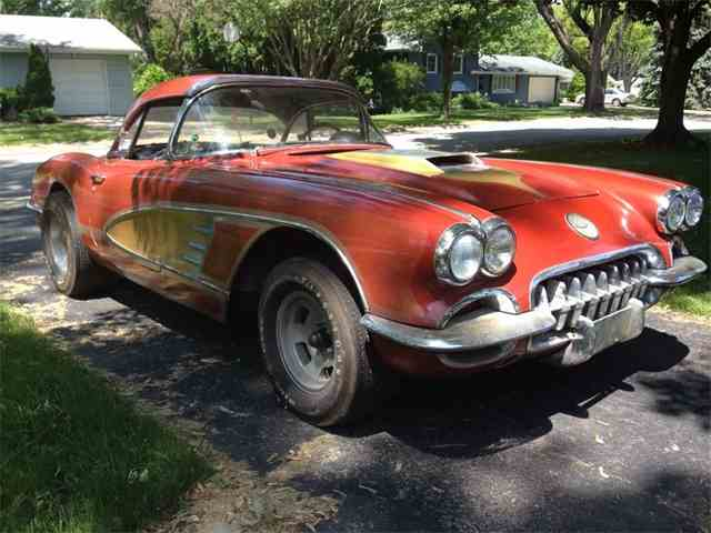 1958 Chevrolet Corvette | 1020374