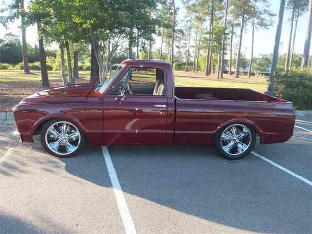 1968 Chevrolet C10 | 1023749