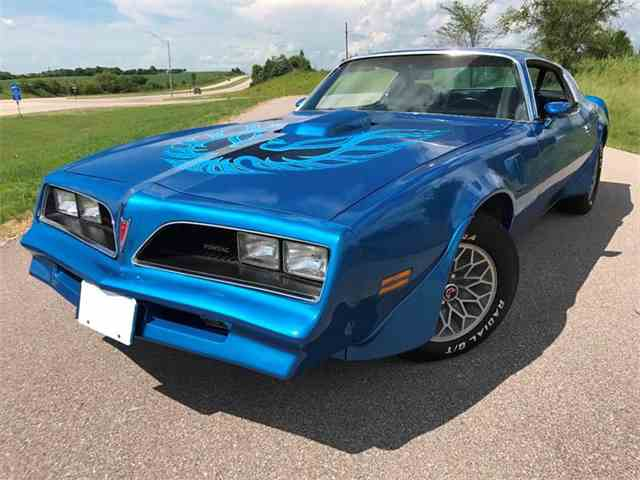 1978 Pontiac Firebird Trans Am | 1023773