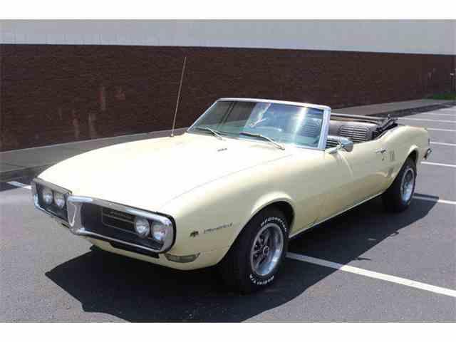 1968 Pontiac Firebird | 1023775