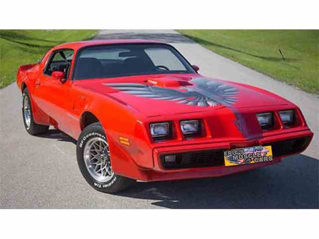 1979 Pontiac Firebird Trans Am | 1023780