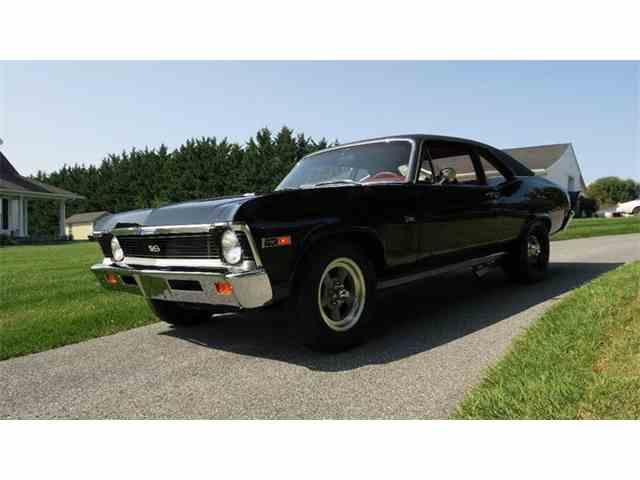 1969 Chevrolet Nova | 1023785