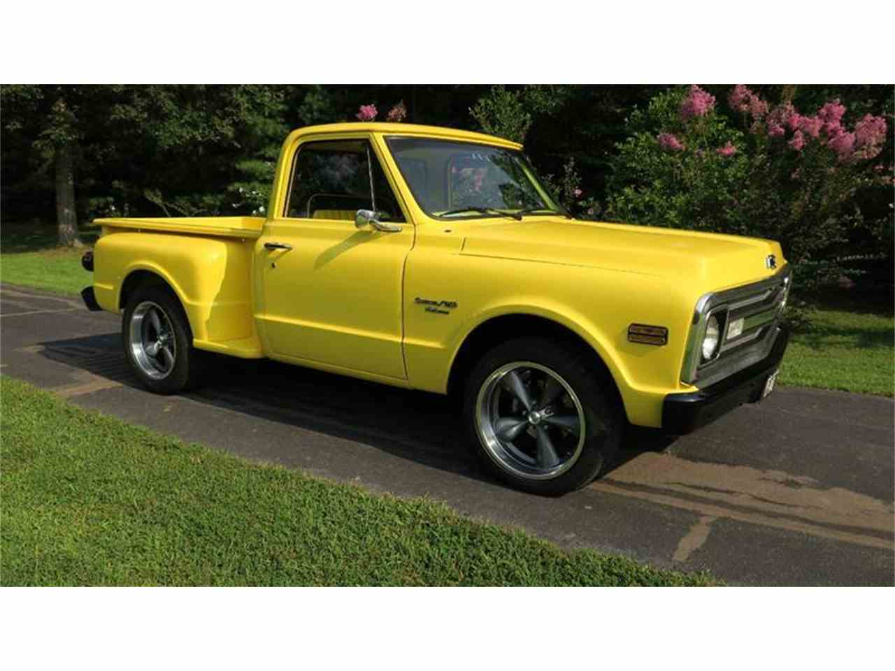 1970 Chevrolet Truck for Sale | ClassicCars.com | CC-1023795