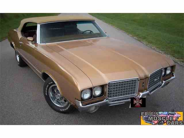 1972 Oldsmobile Cutlass | 1023796