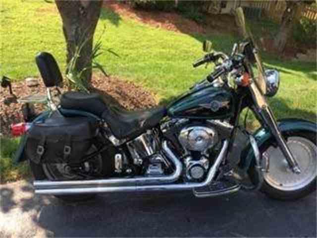2000 Harley-Davidson FLS | 1023797