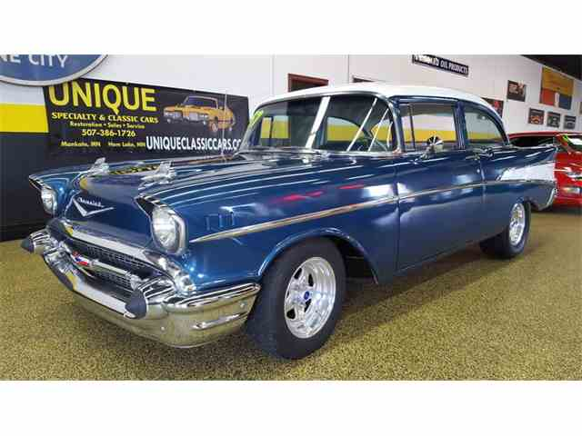 1957 Chevrolet 210    2dr Post | 1020038
