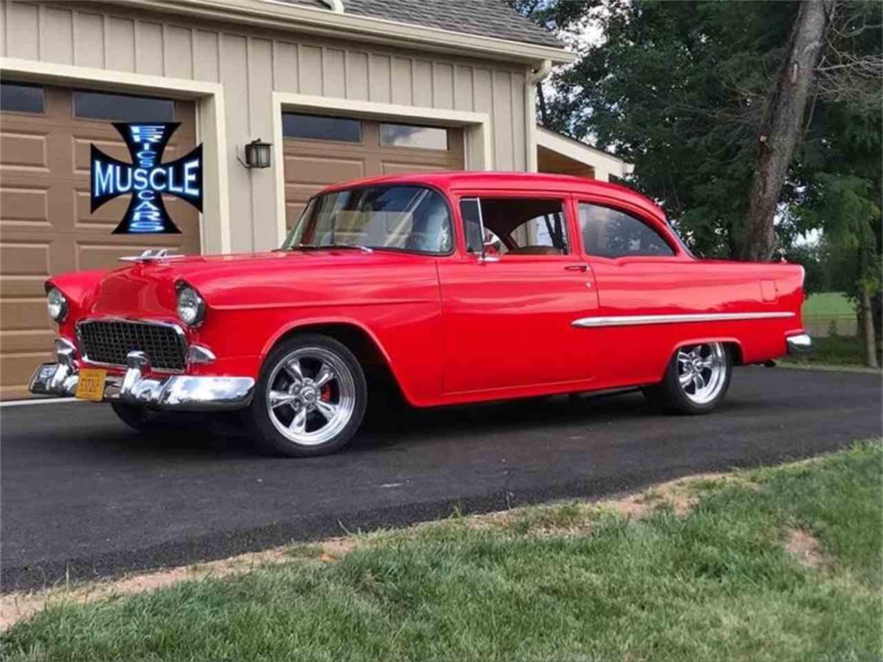 1955 Chevrolet 210 for Sale   ClassicCars.com   CC-1023800