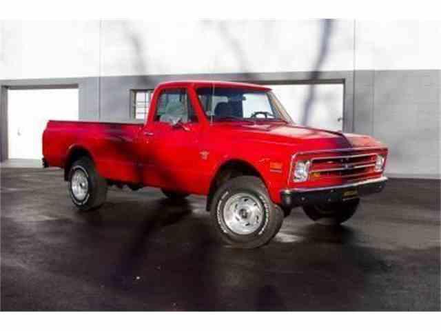 1968 Chevrolet K-20 | 1023801