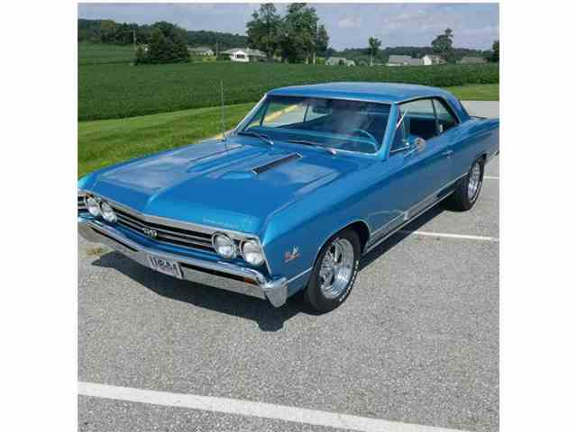 Picture of Classic '67 Chevelle SS located in Maryland - $59,900.00 Offered by Eric's Muscle Cars - LXYY