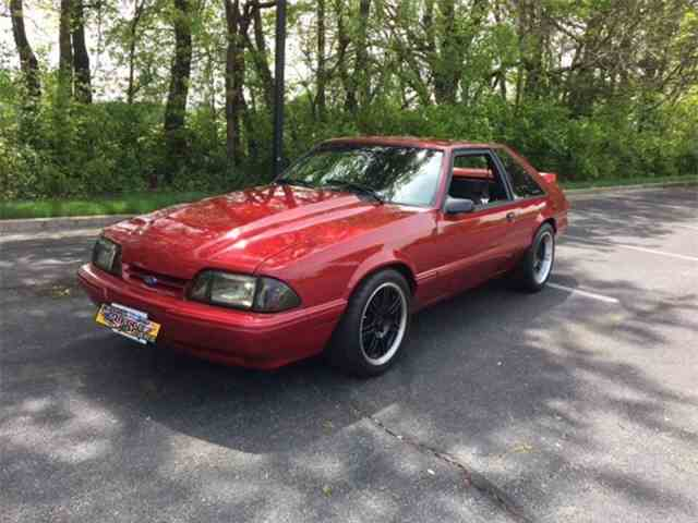 1993 Ford Mustang | 1023804