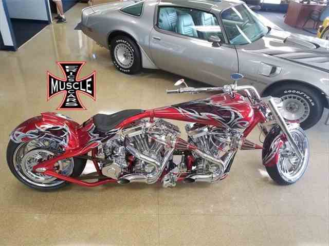 2005 Custom Show Winning Motorcycle | 1023805