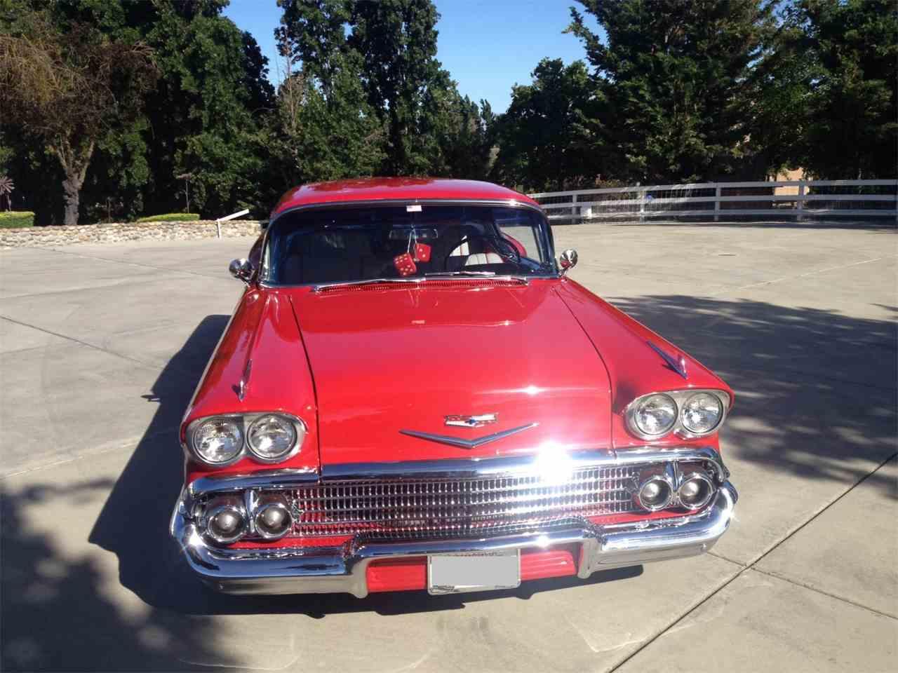 Large Picture of '58 Impala - LVBX