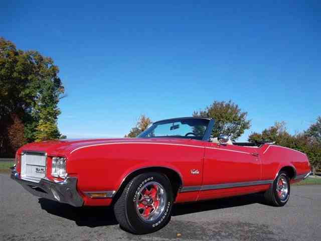 1971 Oldsmobile Cutlass Supreme | 1023815