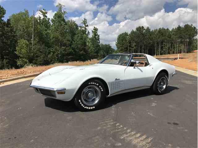 1971 Chevrolet Corvette | 1023824