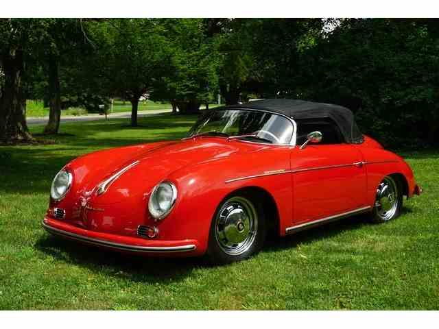 1957 porsche 356 for sale on 15 available. Black Bedroom Furniture Sets. Home Design Ideas