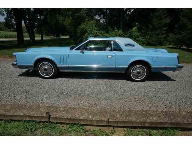 1978 Lincoln Mark V | 1023838
