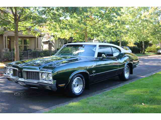 1970 Oldsmobile Cutlass | 1023843