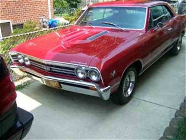 Picture of '67 Chevelle SS - LY06