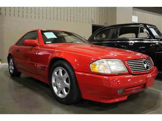 1991 Mercedes-Benz SL500 | 1023849
