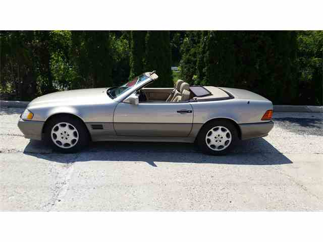1990 Mercedes-Benz 500SL | 1023858