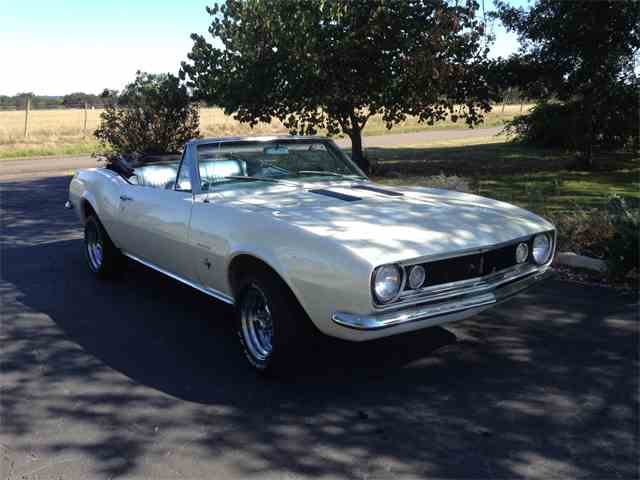 Picture of Classic '67 Camaro COPO - $31,900.00 Offered by a Private Seller - LY0Q