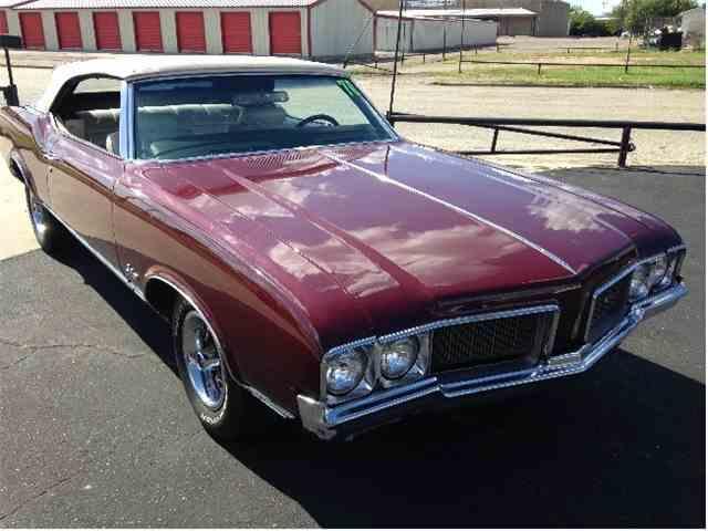 1970 Oldsmobile Cutlass | 1023876