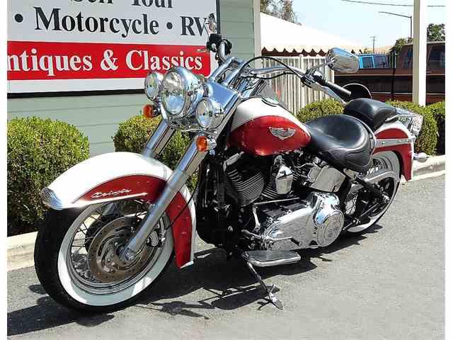 2012 Harley-Davidson Softail | 1023881