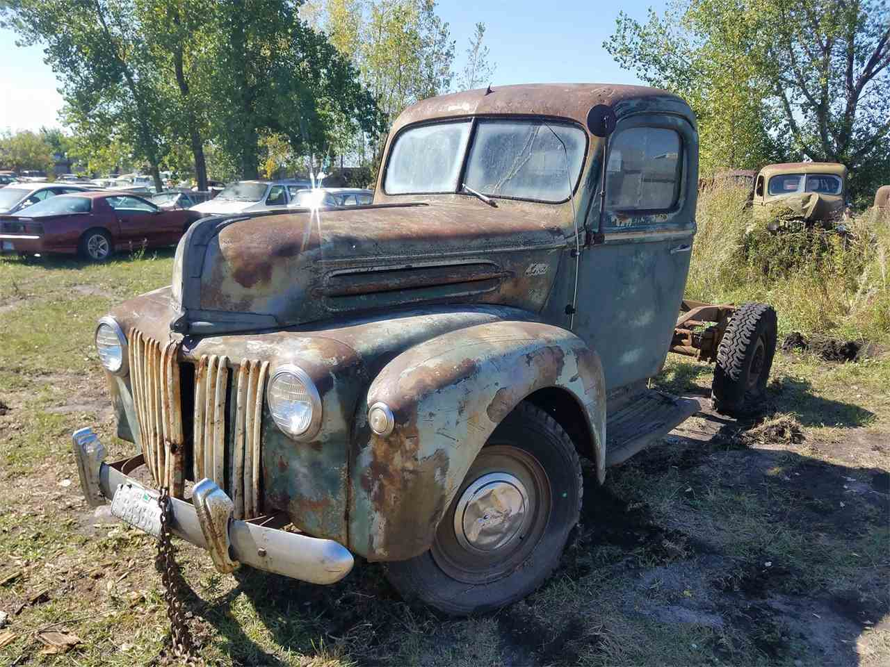 1942 Ford Pickup For Sale Classiccars Com Cc 1023883